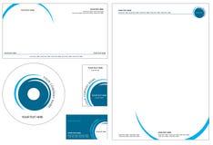 企业传染媒介 免版税图库摄影