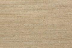 您的图象的自然米黄橡木表面饰板纹理 免版税库存图片