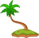 您的棕榈树设计 皇族释放例证