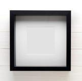 您的照片的空白的照片框架 免版税库存图片