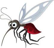 您的蚊子动画片设计 库存照片