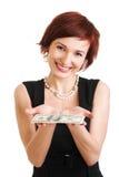 您的货币 免版税库存图片