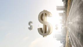 您的金钱投资 免版税图库摄影