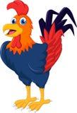 您的雄鸡动画片设计 免版税库存图片