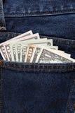 您货币的矿穴 免版税库存图片