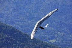 悬挂式滑翔机 免版税库存图片