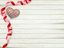 情人节玩具心脏 10 eps 库存例证