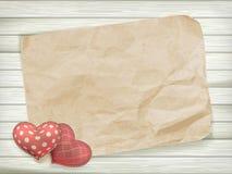 情人节玩具心脏 10 eps 库存图片