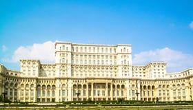 惊人的地方宫殿 图库摄影