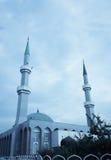 惊人的清真寺 免版税库存照片