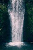 惊人的瀑布 库存图片