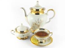 惊人的茶 免版税图库摄影