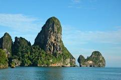 惊人的krabi省泰国 库存图片