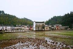 惠州建筑学 免版税库存图片