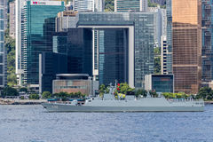 惠州第596轻武装快舰 库存图片
