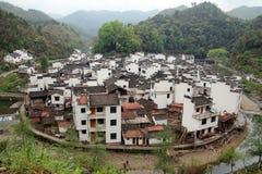 中国古老建筑学 图库摄影