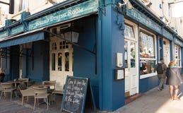 惠灵顿,伦敦餐厅公爵;英国 免版税库存图片