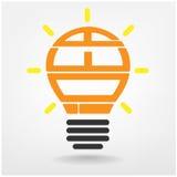 想法标志 免版税库存图片