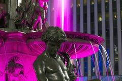 想法深紫色 免版税图库摄影