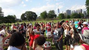 2013年想象的事节日NYC 39 免版税库存图片