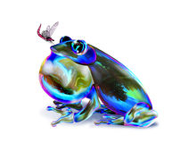 幻想青蛙 库存图片
