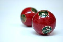 愈合球的汉语 图库摄影