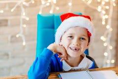 愉快儿童的圣诞节 免版税图库摄影