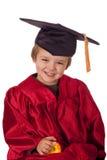 愉快儿童的毕业 免版税库存图片