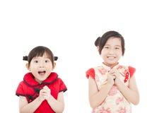 愉快的中国新年度 免版税库存图片
