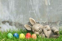 愉快的兔宝宝复活节 免版税库存图片