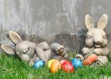 愉快的兔宝宝复活节 图库摄影