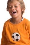 愉快的孩子年轻人 免版税库存照片