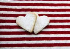 愉快的情人节和甜点我心爱的 免版税库存照片