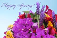 愉快的春天 免版税库存图片