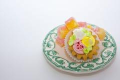 愉快的生日 蛋糕 库存照片