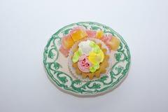 愉快的生日 蛋糕 免版税图库摄影
