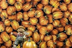 愉快的秋天 库存照片