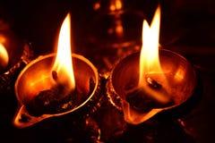 愉快的diwali 免版税库存图片