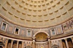 意大利万神殿罗马 免版税库存照片