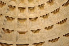 意大利万神殿罗马 免版税库存图片