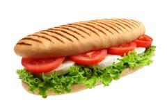 意大利三明治 图库摄影