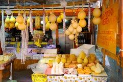 意大利乳酪 免版税库存照片