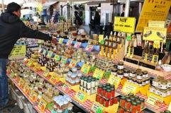 意大利产品 免版税库存照片