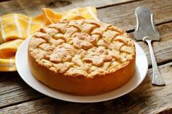 意大利人复活节蛋糕 库存图片