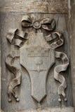 意大利人神圣的寺庙 图库摄影