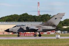 意大利人空军队Aeronautica Militare Italiana Panavia龙卷风IDS多角色战斗机MM7029 免版税图库摄影
