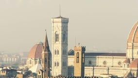 意大利佛罗伦萨大教堂全景权利 影视素材