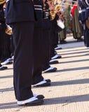 意大利全国统一和武装的Forc的庆祝 免版税库存图片