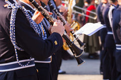 意大利全国统一和武装的Forc的庆祝 图库摄影