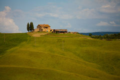 意大利农村场面 免版税库存图片